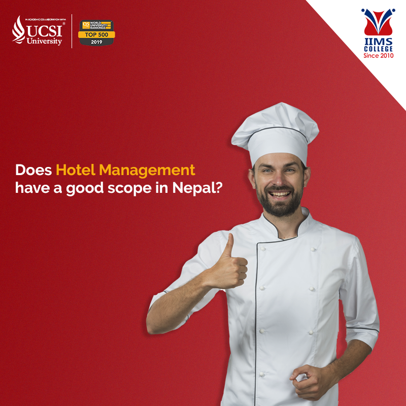 Future Of Hotel Management In Nepal - IIMS College