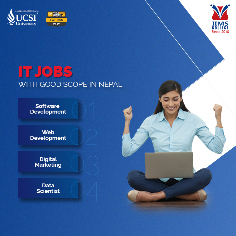 Highest Paying Jobs IT Jobs in Nepal - IIMS College