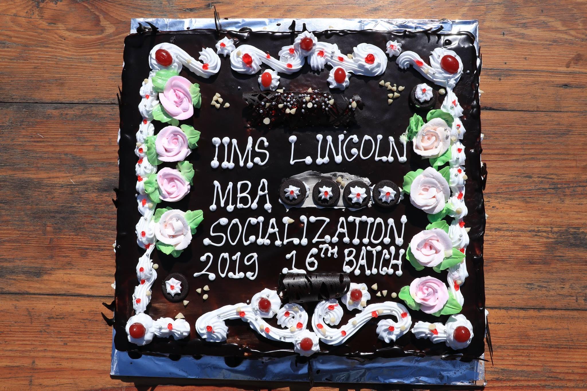 MBA Socialization Program 2019 March