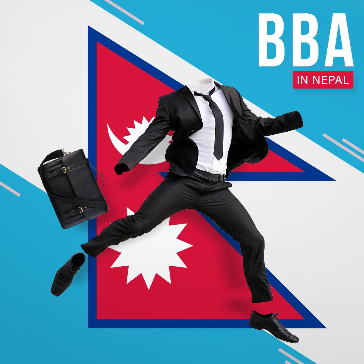 bba in nepal